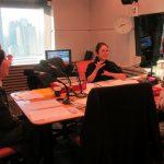 ラジオ出演・朝日放送ラジオ「おはようパーソナリティ道上洋三です」でライブ英語発音レッスンしてきました~