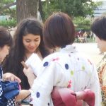 英語で日本の文化を伝える~ゆかたパーティ in Summer 2019 の様子をお伝えします